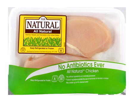 No Antibiotics Ever - The Natural Chicken